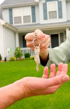 Bostadsförmedlingen förmedlar förstahandskontrakt på hyresrätter