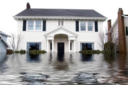 En villaförsäkring bör täcka alla typer av skador - även översvämningar